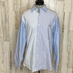 Men's Ralph Lauren Button Down Shirt size Large